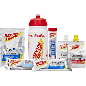 Dextro Energy Test Package Including Bottle